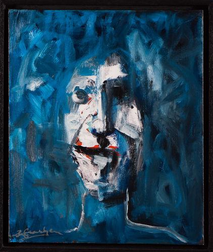 Portrait 50 - 50 x 60 cm