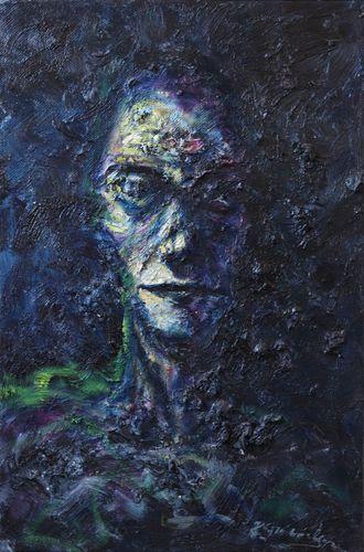 Portrait Woman 5 - 40 x 60 cm
